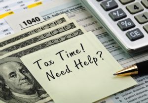 Importance of Filing Taxes
